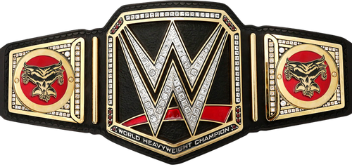 Brock Lesnar WWE Championship sideplates by Nibble-T