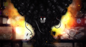 3010017 [C] The Vengeful One by SilentDeathFootsteps
