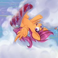 Cloudboarding by Chiweee