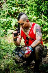 Vaas Montenegro by BloodSpiderX