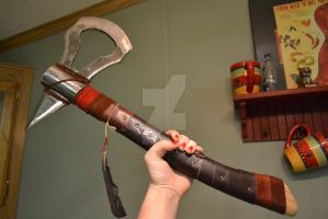 Assasin's Creed 3 Connor's Tomahawk by AmbitiousArtisan