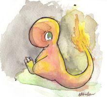 Charmander by The-EverLasting-Ash
