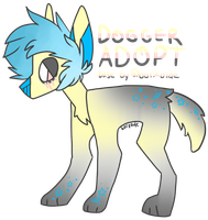 35 point dog adopt! OPEN (price lowered by 15 pts) by NashobaPaws