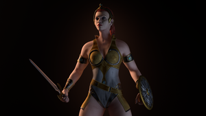 MOTU - New Teela 2 by paulrich