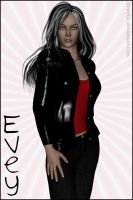 Evey - for dreaminglagoon by livwell2