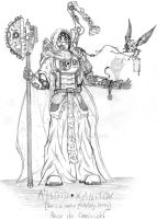 Tech-Priest of Thule - A'lloyd by Vulder13