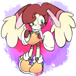 New Character: Lala the Angora Rabbit by Togekisser