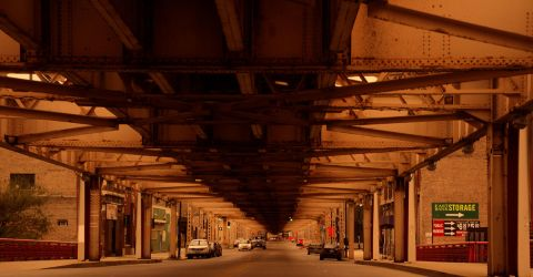 Chicago Underpass by itharu