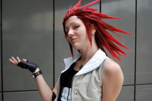 I am Axel by Franky-chan