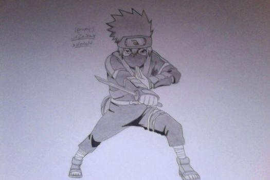 Naruto Shippuden by haroforce
