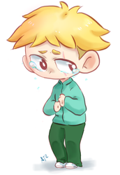 BUTTERS by Artist-squared