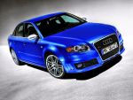 2007 Blue Audi RS 4 by ROGUE-RATTLESNAKE