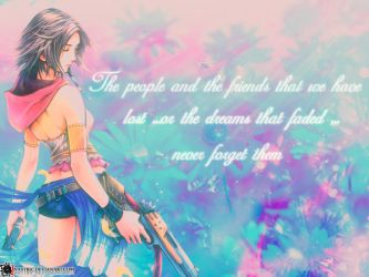 Final Fantasy X-2 by Inastric by INASTRIC