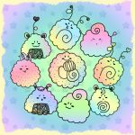 Kawaii Sushi Brushes By Strawberryblossoms03 by strawberryblossoms03