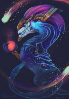 Aurelion Sol Knows by 99g3ny99
