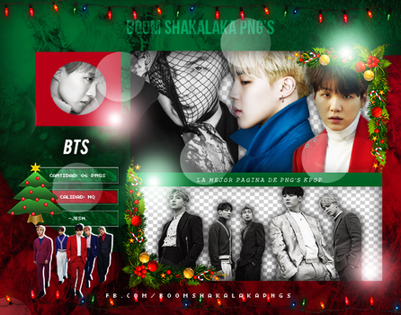 BTS PNG PACK #2 by UpWishColorssx