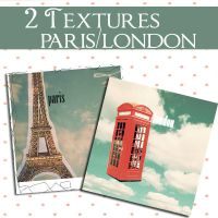 Textures Paris and London by Cassie-flavor-love
