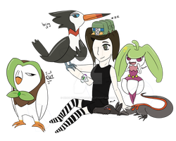Pokemon Moon team [29-12-16]