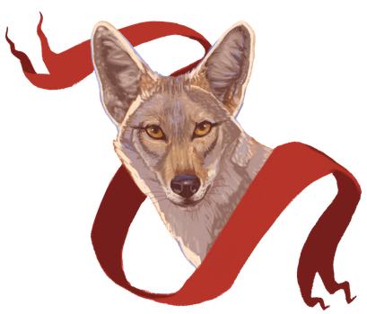African Golden Wolf by Addictions