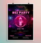 B52 PARTY by OlgaRed-Archer