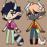Colab Rak Adopts (1/2 Open) by SSSolitaire