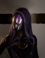 N7 Day - Tali by Jack-Kaiser