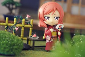 Happy Birthday Nishikino Maki~ by vince454