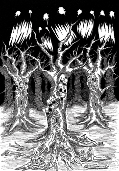 Woods Of Chaos by Gagoterapia