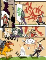Gtro: scribbles by MuscleFace