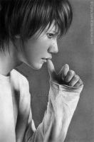 Death Note - L by Cataclysm-X