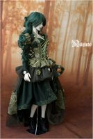 Dark Olive Green by nalisinko