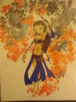Belly Dancer by Cmew