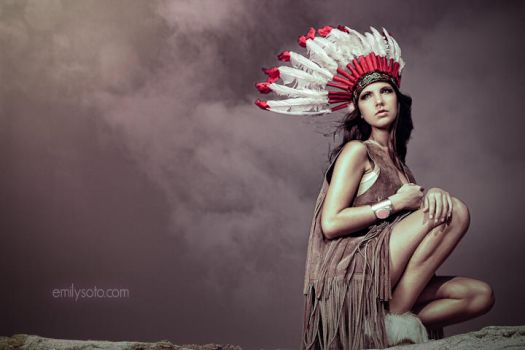 Steady as the Beating Drum by EmilySoto