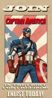 Captain America Wants YOU by statman71