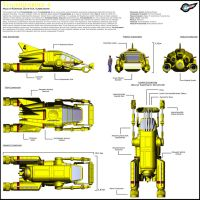 Thunderbird 4 - Specs by Librarian-bot
