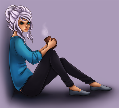 Hot Cocoa by kyndling