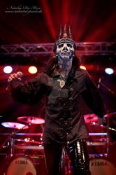 Seregor of Carach Angren performs at Extremefest by DieHexeFoto