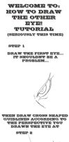 How to draw the other eye in PS by MrAwesome45