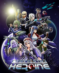 Cosmic Star Heroine - group by slash000