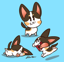 Pup Pup by Dog22322