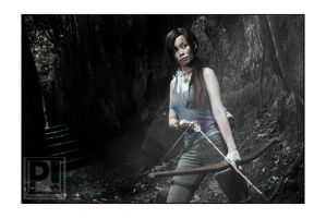 Lara Croft - Tomb Raider : I'm coming for you by emptyfilmroll