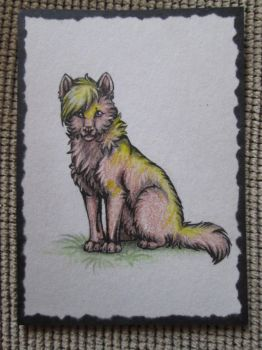 ACEO - Sunlight's daughter by rowy16