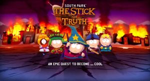 South Park: The Stick of Truth Promo by vampiresrock17