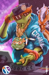 DeeJay-Mikey by InkFable