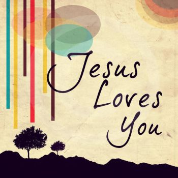 Jesus loves You by Sritamorgan