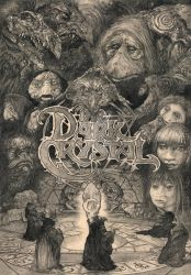 Dark Crystal by wyrdlander