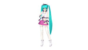 DT Galaxy Miku by Sushi-Kittie