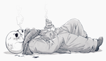 get up and go home you lazybones by frostious