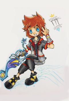 KH3 HYPE OUTFIT by lollypop071