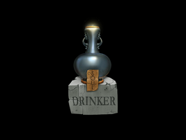 SoulDrinker logo by kenet